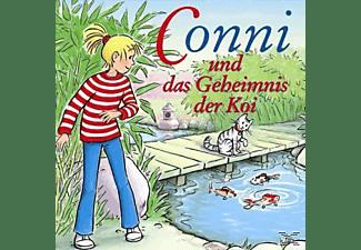 Conni und das Geheimnis der Koi  - (CD)