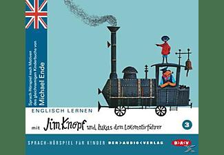 Michael Ende - 3: Englisch Lernen Mit Jim Knopf Und Lukas Dem Lokomotivführer  - (CD)