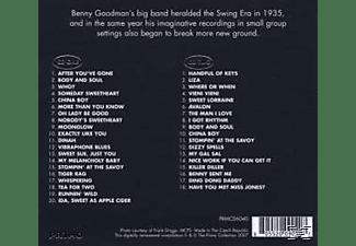 Benny Goodman - Trio & Quartet Showcase  - (CD)