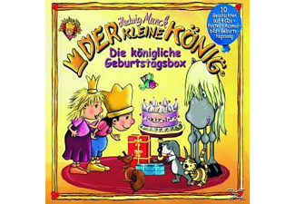 Der Kleine König - Die Königliche Geburtstagsbox (4cd Hörspielbox)  - (CD)