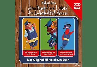 Michael Ende - Jim Knopf-3-Cd Hörspielbox  - (CD)