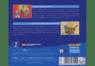 Die Schluempfe - Unten! Ganz Unten! Vol.4  - (CD)