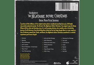 VARIOUS - NIGHTMARE BEFORE CHRISTMAS  - (CD)