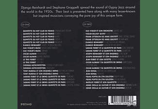 VARIOUS - Gypsy Jazz  - (CD)