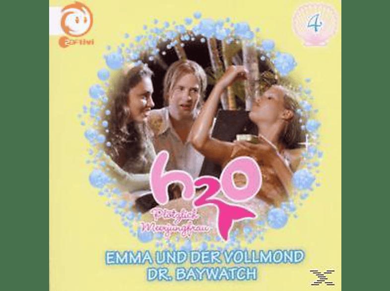 H2O plötzlich Meerjungfrau 04: Emma Und Der Vollmond - (CD)