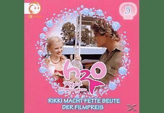 H2O plötzlich Meerjungfrau 05: Rikki Macht Fette Beute / Der Filmpreis  - (CD)