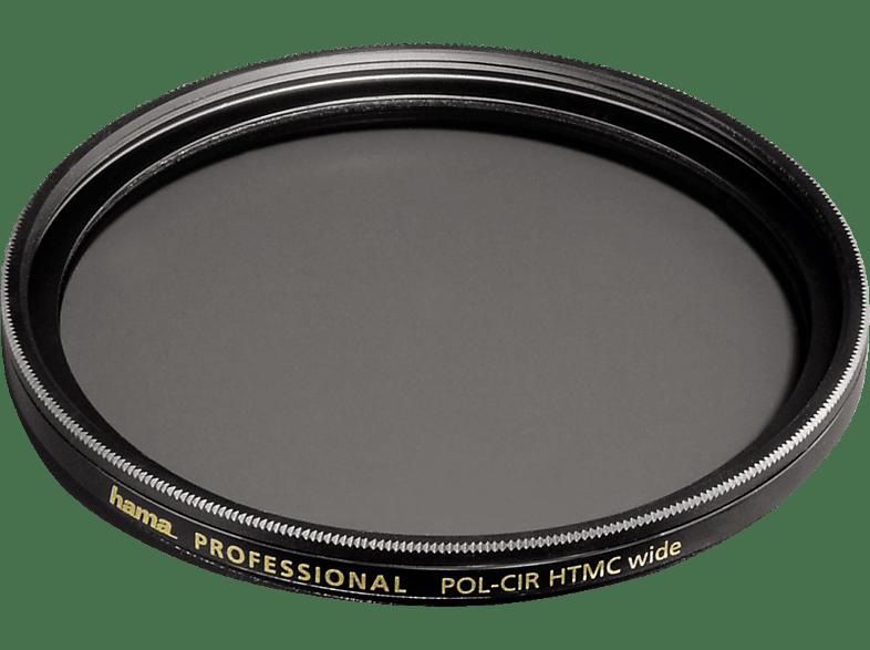 "HAMA Polarisations-Filter ""Professional"" circular, HTMC-vergütet, Wide 67mm Filter 67 mm"