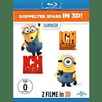 Ich - Einfach unverbesserlich 1+2 [3D Blu-ray]