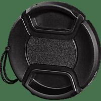HAMA Smart-Snap, 58mm Objektivdeckel, universell, Schwarz