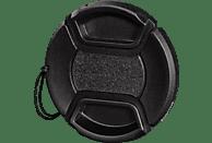 HAMA Smart-Snap, 55mm Objektivdeckel, universell, Schwarz