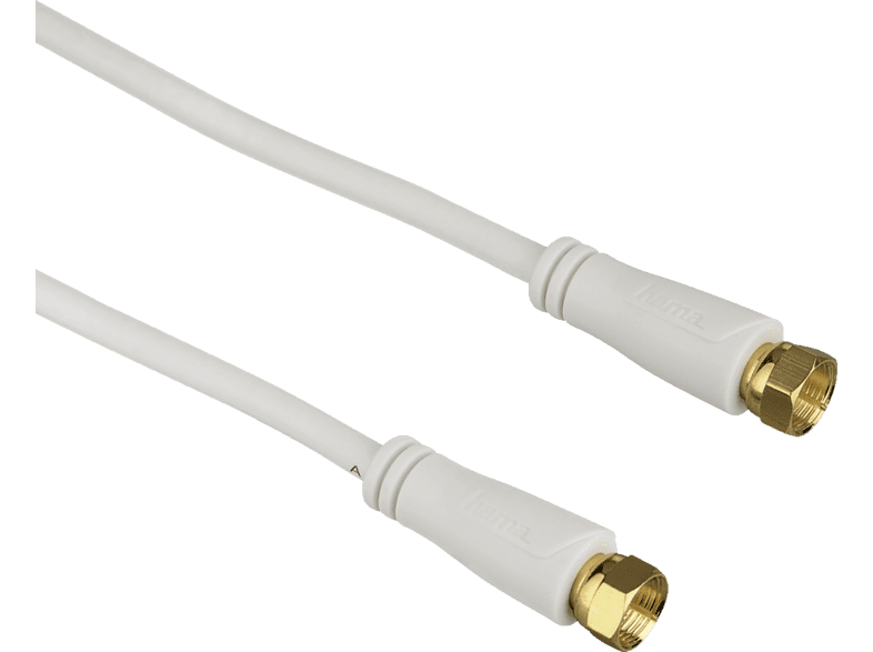 HAMA 3 m SAT-Anschlusskabel