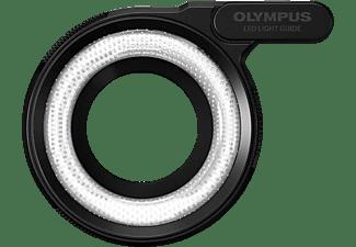 OLYMPUS LG-1 LED, Lichtleiteraufsatz, Schwarz