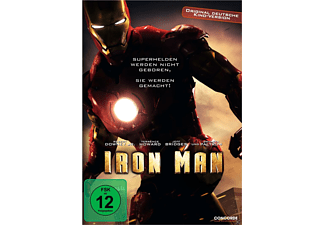 Iron Man (Original deutsche Kino-Version) DVD