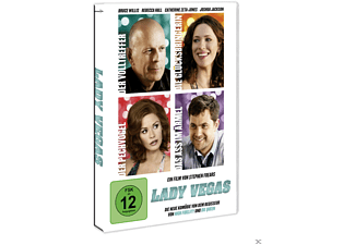 Lady Vegas DVD