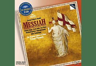 Auger/Otter/Chance/Crook/Pinnock/EC - Der Messias (Ga)  - (CD)