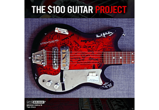 VARIOUS - The $100 Guitar Project  - (CD)