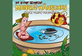 Die Kleine Schnecke Monika Häuschen - 38: Warum Torkeln Taumelkäfer?  - (CD)