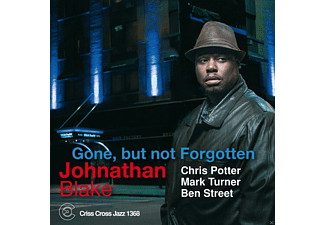 Johnathan Blake - Gone, But Not Forgotten - (CD)