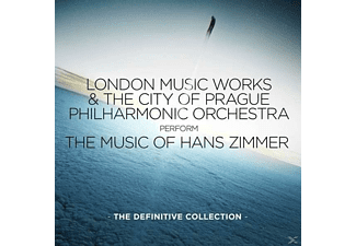 The City Of Prague Philharmonic Orchestra, London Music Works - The Music Of Hans Zimmer: The Definitive Collection  - (CD)