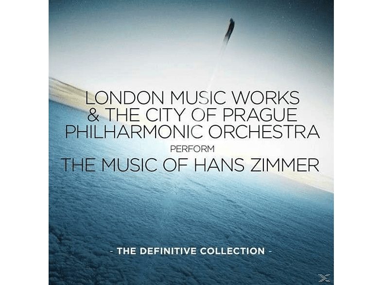 The City Of Prague Philharmonic Orchestra, London Music Works - The Music Of Hans Zimmer: The Definitive Collection [CD]