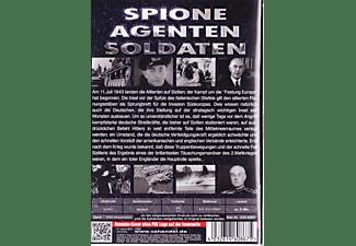 Spione, Agenten, Soldaten, Folge 18 - Major Martin: Landung der Alliierten auf Sizilien DVD