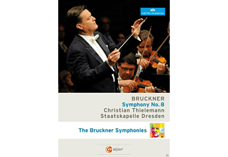 Staatskapelle Dresden - Sinfonie 8  - (DVD)