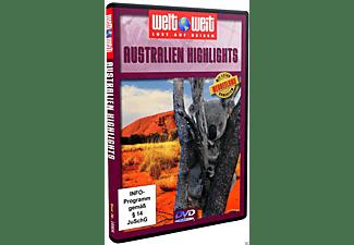 welt weit - Lust auf Reisen: Australien Highlights DVD