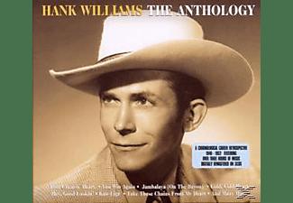 Hank Williams - The Anthology  - (CD)