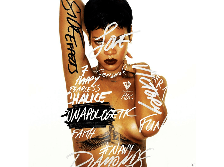 Rihanna - Unapologetic [CD]