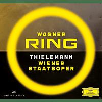 VARIOUS, Orchester Der Wiener Staatsoper - Der Ring Des Nibelungen [CD + DVD Video]