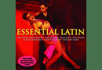 VARIOUS - Essential Latin  - (CD)