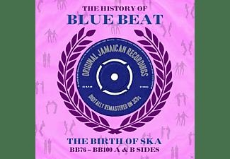 VARIOUS - History Of Blue Beat - The Birth of Ska  - (CD)