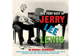Jerry Lee Lewis - The Very Best Of (3 CD Box)  - (CD)