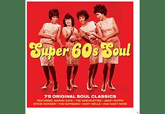 VARIOUS - Super 60's Soul  - (CD)