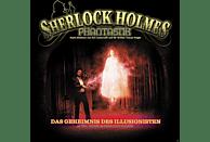 Sherlock Holmes Phantastik 02: Das Geheimnis des Illusionisten - (CD)