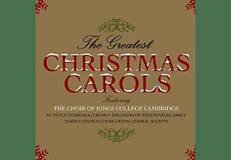 VARIOUS - The Greatest Christmas Carols (3 Cd Box)  - (CD)