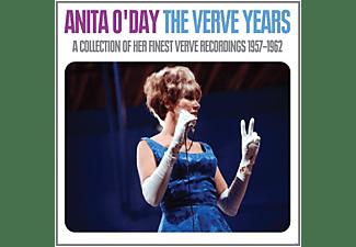 Anita O'Day - Verve Years  - (CD)