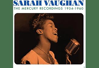 Sarah Vaughan - Mercury Recordings  - (CD)