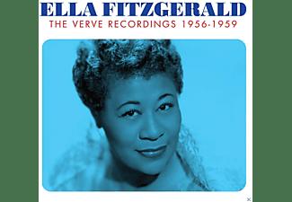 Ella Fitzgerald - Verve Recordings  - (CD)