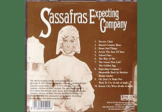 Sassafras - EXPECTING COMPANY  - (CD)