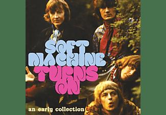 Soft Machine - Turns On  - (CD)
