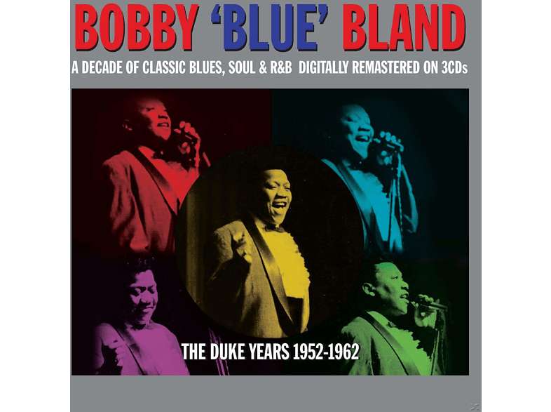 Bobby Blue Bland - Duke Years 1952-62 [CD]