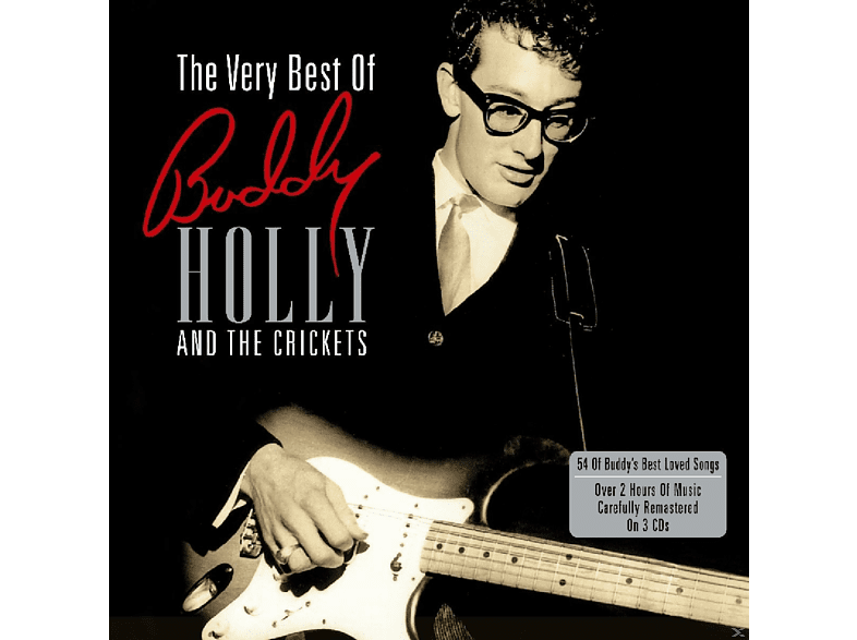 Buddy Holly, The Crickets - Very Best Of [CD]