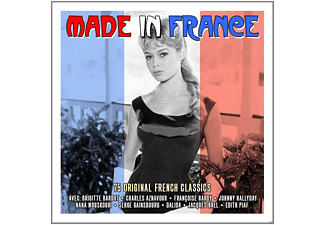 VARIOUS - Made In France  - (CD)