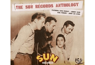 VARIOUS - The Sun Records Anthology  - (CD)