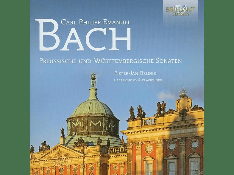 Pieter-jan Belder - Preussische Und Württembergische Sonaten [CD]