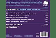 Mav Symphony Orchestra, Miklos Perenyi, Heisser Csaba - Orchesterwerke Vol.1 [CD]