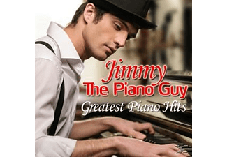 Jimmy The Pianoguy - Greatest Piano Hits - (CD)