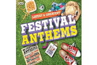 VARIOUS - Festival Anthems-Latest & Greatest [CD]