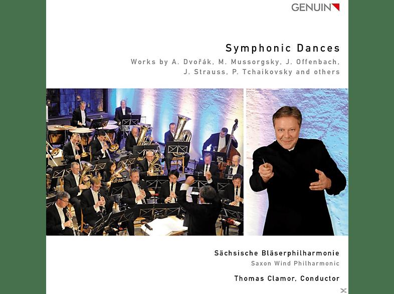 Sächsische Bläserphilharmonie - Symphonische Tänze [CD]